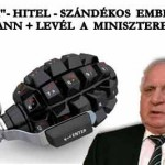 """""""DEVIZA""""-HITEL - SZÁNDÉKOS EMBERÖLÉS? DR. LÉHMANN + LEVÉL A MINISZTERELNÖKHÖZ."""