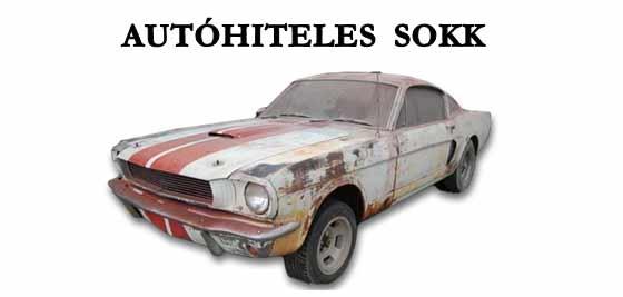 AUTÓHITELES SOKK.