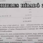 HITELES HÍRADÓ 22