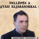 FELLÉPÉS A VÉGREHAJTÁSI ELJÁRÁSOKKAL SZEMBEN