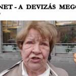 ÜZENET-A DEVIZÁS MEGOLDÁS