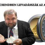 A BANKOK CSENDBEN LEVADÁSSZÁK AZ ADÓSOKAT