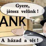 A DEVIZAKÁROSULTAK ÁLLJÁK A BANK FOGADÁSÁT?