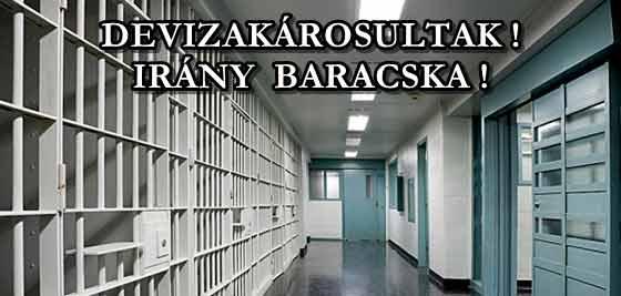 DEVIZAKÁROSULTAK! IRÁNY BARACSKA!