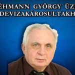 DR. LÉHMANN GYÖRGY ÜZENETE A DEVIZAKÁROSULTAKHOZ