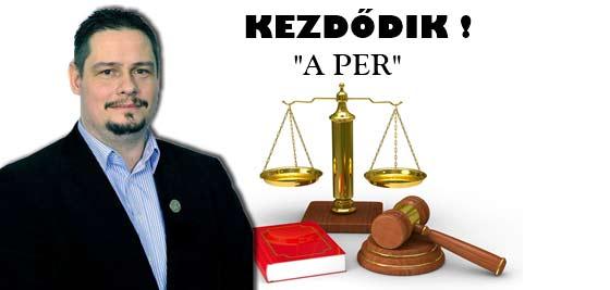 """KEZDŐDIK! - FALUS ZSOLT - """"A PER""""."""