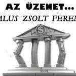 AZ ÜZENET-FALUS ZSOLT FERENC