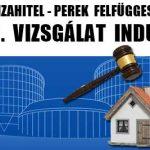 DEVIZAHITEL – PEREK FELFÜGGESZTVE, EB. VIZSGÁLAT INDUL!