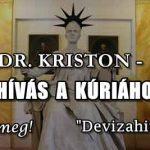 DR. KRISTON-FELHÍVÁS A KÚRIÁHOZ. KÁRTÉRÍTÉSI PERINDÍTÁS ELŐTT!