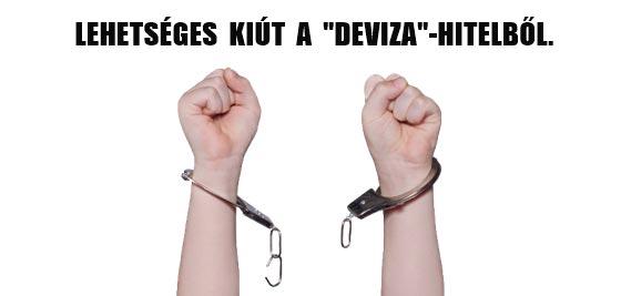 """LEHETSÉGES KIÚT A """"DEVIZA""""-HITELBŐL."""