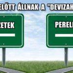 """ÚJABB DÖNTÉS ELŐTT ÁLLNAK A """"DEVIZAHITELESEK""""."""