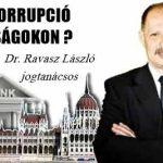 NYÍLT KORRUPCIÓ A BÍRÓSÁGOKON?